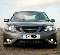 Saab 93. Beauty front