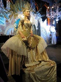 venice carnival il ballo del doge--the concept of brilliant designer and event producer Antonia Sautter...who appears in a new, stunning ballgown of her creation every year for her Il Ballo del Doge...