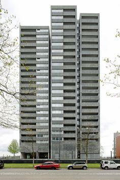 KNSM Island Skydome | Amsterdam The Netherlands | Wiel Arets Architects