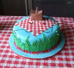 bolo piquenique
