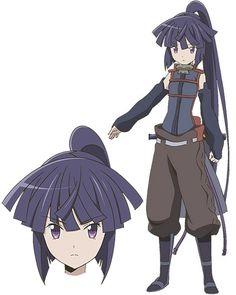 Akatsuki from Log Horizon.