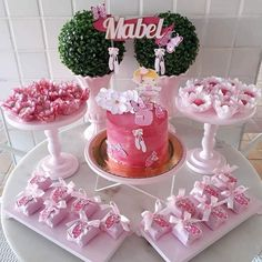 decoração simples para mesa de doces em festa infantil bailarina #festabailarina #festabailereal #festaballet 2nd Birthday, Birthday Parties, Royal Baby Showers, Diy Box, Baby Boy Shower, Frozen, Barbie, Food, Mini
