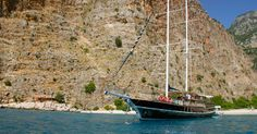 Sailing aboard a private yach throughout southern #Turkey and #Greece - it sounds like a dream... Save an EXTRA 40% now!