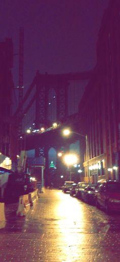 Ep. 4 Brooklyn -  The view from #Brooklyn, under the Manhattan Bridge | #barIII #MyReality