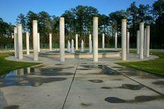 Vietnam Veteran's Memorial Fountain