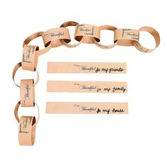 """I+Am+Thankful""+Craft+Paper+Chain+-+OrientalTrading.com"