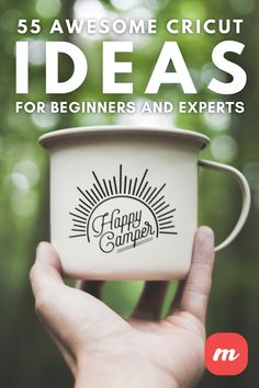 If you are looking for ideas, tips, and tricks to help you be successful in your creative vision, and love exploring new techniques, this is a great place to start. Cricut Explore Air, Paper Basket, Personalized Cups, Diy Home Crafts, Project Yourself, Adhesive Vinyl, Homemade Cards, Get One, More Fun