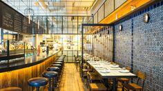 Lupulo, NYC  Portuguese Cuisine #ChefMendes