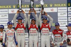 Vainqueurs des 6 Heures de Silverstone