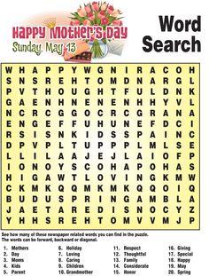 word search   NIE Rocks!   Page 3