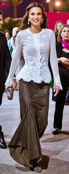 Reina Rania de Jordania