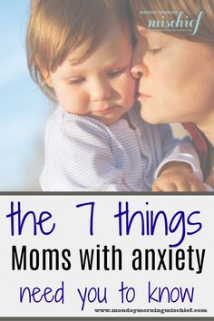 Living with anxiety is hard, especially as a mom. When you're a stay at home mom, having anxiety is even harder. Here is what we need friends to understand about moms with anxiety. How To Treat Anxiety, Deal With Anxiety, What Is Sleep, Need Friends, Anxiety In Children, Young Children, Before Baby, Teaching