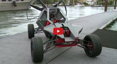 Daredevils and adventurers of all kinds will go crazy for this adult toy… I'd hide this from my husband if I were you! Part all-terrain dune buggy, part light-sport aircraft, the Skyrunner is the u...