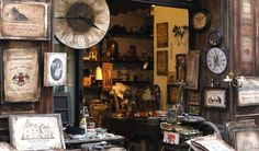As you might expect, the main shopping opportunities in Provence occur in the markets. The rural heartland of Provence is home to many a workshop, . Clos Vougeot, Antique Stores, Provence, Liquor Cabinet, Old Things, Kitchen Appliances, Southern France, Italy, Heartland