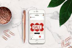 Summer Sale Instagram Pack By Gina Heyer Illustration Studio Business Illustration, Pencil Illustration, Social Media Template, Social Media Design, Business Brochure, Business Card Logo, Instagram Boost, Summer Poster, Creative Sketches