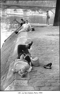 "-Online Browsing-: Henri Cartier - Bresson: ""Eye of the Century"" (part 2)"