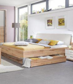 Modernes Schlafzimmer Von DIETER KNOLL In Eichefarben Und Weiß |  Schlafzimmer | Pinterest