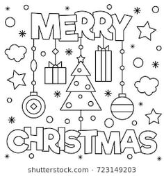 Christmas Coloring Sheets free christmas coloring pages for adults and kids Christmas Coloring Sheets. Here is Christmas Coloring Sheets for you. Christmas Coloring Sheets christmas coloring pages easy peasy and fun. Christmas Pictures To Color, Merry Christmas Pictures, Christmas Colors, Christmas Christmas, Merry Christmas Drawing, Christmas Drawings For Kids, Homemade Christmas, Christmas Ideas, Holiday