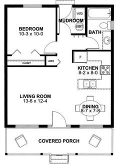 small house plans under 1000 sq ft | small house plans under 1000