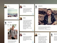 Social Wall Concept by Albert Pereta