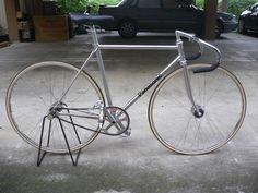 njs keirin track bike &frame for sell: PANASONIC NJS KEIRIN BIKE sale for $1500USD