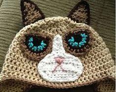 Risultati immagini per cat crochet