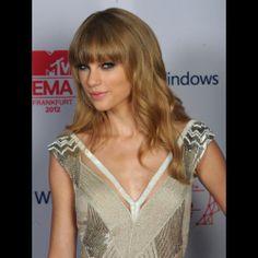 La alfombra roja de los MTV EMA 2012