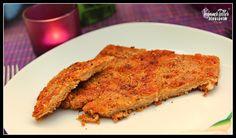 Veganer Teller: Schnitzel   VEGAN  