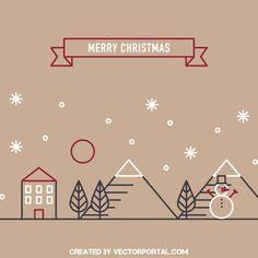 CHRISTMAS-MOTIF