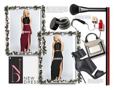 """""""Crop top w/ skirt"""" by mycherryblossom ❤ liked on Polyvore"""