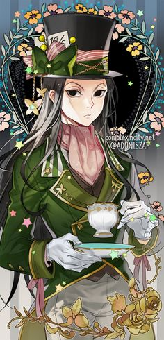 Illumi - Hunter x Hunter in Wonderland