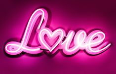 Bespoke neon signs, prop hire and large format printing based in Dalston. Pink Love, Pretty In Pink, Neon Light Signs, Neon Signs, Led Color, Pink Boutique Uk, Neon Wallpaper, Neon Aesthetic, Pink Walls