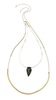 serefina Arrowhead Necklace