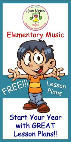 Unit 1 Lessons Try before you buy! Back to school resources for your classroom. Developed by veteran based on the standards. Be assured you are providing your students with a solid sequential music education. Music Lesson Plans, Kindergarten Lesson Plans, Free Lesson Plans, Teaching Posters, Teaching Music, Teaching Tips, Music Classroom, Music Teachers, Elementary Music Lessons