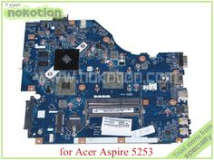 92.07$  Watch here - http://ali4up.worldwells.pw/go.php?t=32539725908 - MB.NCY02.001 P5WE6 LA-7092P Rev 1.0 MBNCY02001 For acer aspire 5250 5253 motherboard ATI 7400M DDR3