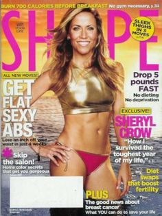 d6eec48052376 Shape Magazine - October 2007  Sheryl Crow Cover + (Single Issue Magazine)   Editors of Shape Magazine  Amazon.com  Books