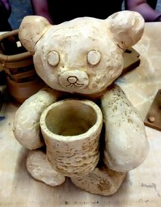 By Erica C. Kriya, pottery 1, project 3. June 2015