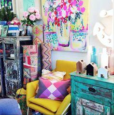 Boden Chair: Saffron – Jumbled
