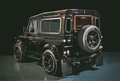 The Ultimate Edition Land Rover Defender