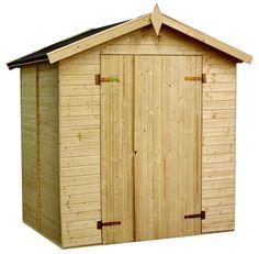 Cobertizos de madera CELIA | Trasteros de madera