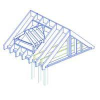 Dormer Roof Dormer Roof, Workshop, Atelier, Dormer House, Work Shop Garage