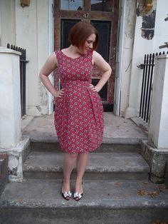 Rocksalt dress by Dolly Clackett, via Flickr