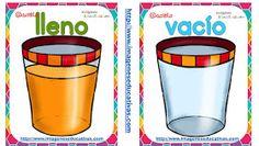 SGBlogosfera. María José Argüeso: OPUESTOS Spanish Lesson Plans, Spanish Lessons, Teaching Spanish, Preschool Journals, Classroom Language, Pre Writing, Learning Italian, Math Stations, Teacher Tools