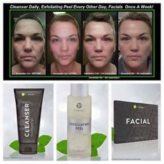 Did you guys know that IT WORKS Has a skin care line?! Yes! These products are amazing! Who doesn't want to get rid of fine lines and wrinkles! IM me for info on how to get these AWESOME  products in your daily skin routine at 40% off!  #itworksskincare - http://ift.tt/1HQJd81