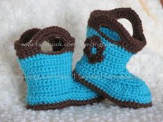 Baby Goshalosh Boots Hannahs Homestead2 by HannahsHomestead2, $18.00