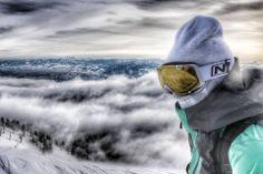 skiing Jackson Hole, WY