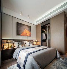 Bedroom Design Inspiration, Condo Living, Room Interior, Guest Room, Furniture, Hospitality, Home Decor, Bed Room, Master Bedroom