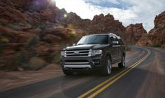 Ford recently announced details of its 2015 Expedition. The all-new SUV will feature the EcoBoost engine for improved fuel economy. New Ford Explorer, Car Buying Guide, Mercedes Benz Gl, Best Suv, Cars Usa, Ford News, Thing 1, Ford Expedition, Luxury Suv