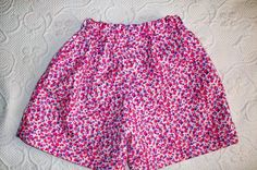 Fashion and Lifestyle Short Infantil, Short Niña, Maria Clara, Couture, Pattern Making, Victoria, Lifestyle, Sewing, Crochet
