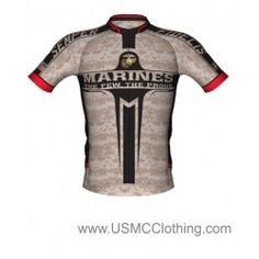 Made in the USA Quality USMC Cycling Jersey... Available for order at  www.USMCClothing.com aec931c02